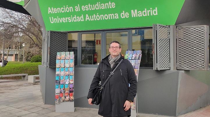 El doctor Iñaki Elío tomó parte en la Conferencia Nacional de decanos y directores de enseñanza de Nutrición Humana y Dietética