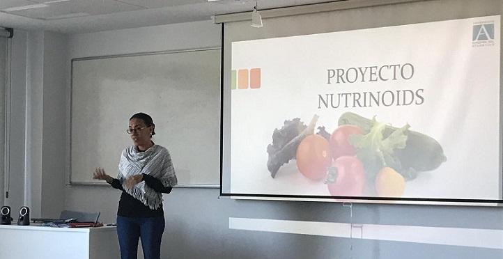 """Se pone en marcha el proyecto """"Nutrinoids"""", que relacionará el consumo de fruta y verdura en la población universitaria"""