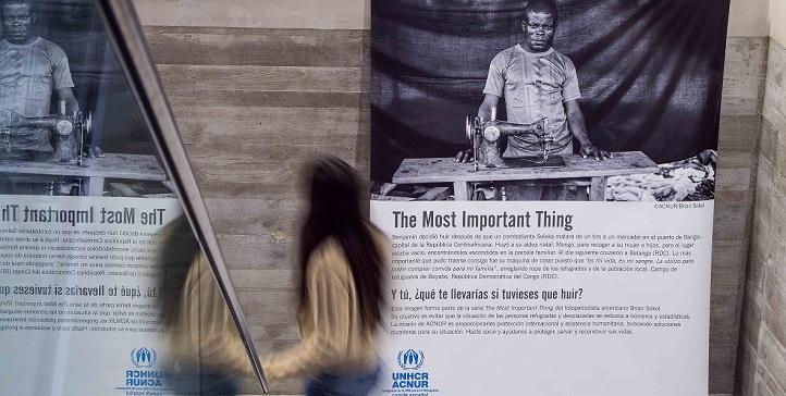 UNEATLANTICO organiza una serie de actividades en favor de los refugiados a lo largo del mes de diciembre