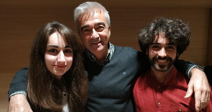Alumnos de Periodismo acudieron al programa La Ventana de la Cadena SER y conocieron al comunicador Carles Francino