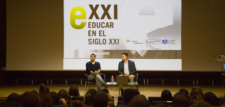 """El maestro y escritor César Bona afirma que los profesores deben ser """"ejemplo para los alumnos y, sobre todo, inspiración"""""""