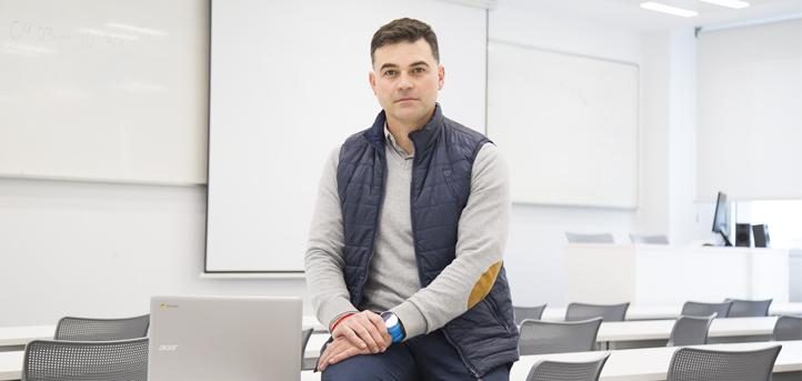 El profesor Gonzalo Silió participará en el debate sobre transformación digital educativa, convocado por el Consejo Escolar