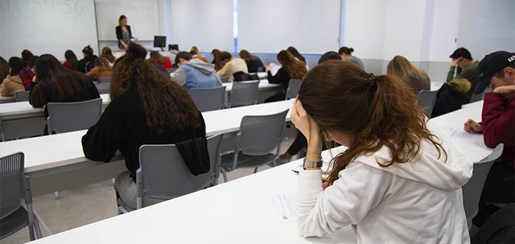 Los estudiantes de UNEATLANTICO comienzan hoy a afrontar los exámenes finales del primer cuatrimestre