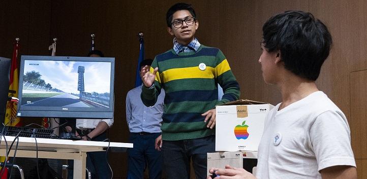Los Dev Days resultaron un gran éxito, con alta participación de los alumnos del grado en Ingeniería Informática