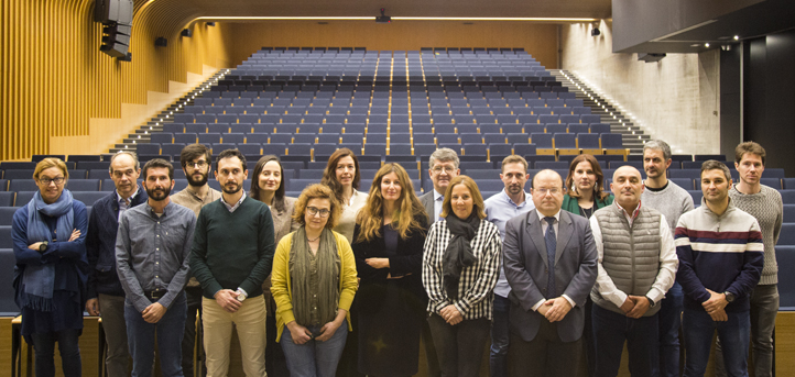 Más de una veintena de nuevos profesores se integra en el claustro docente de cara al segundo cuatrimestre del curso