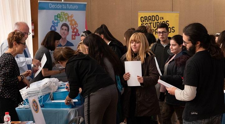 Hoy te contamos cómo es la Universidad Europea del Atlántico en Unitour Valladolid y mañana jueves en Burgos