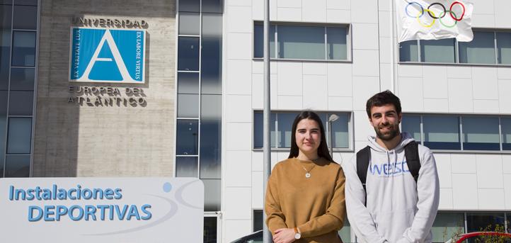 Esther Villar y Jon Gómez ganan el concurso de la Academia Olímpica y viajarán a la Sesión Internacional que se celebrará en Grecia
