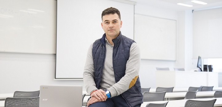 UNEATLANTICO acoge el jueves el taller «Transformando la educación con G Suite», impartido por el profesor Gonzalo Silió