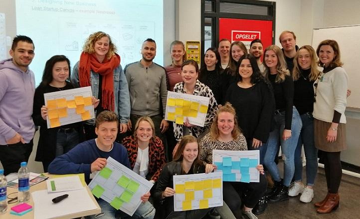 Dos profesoras de UNEATLANTICO imparten sendos cursos en Bélgica y Holanda dentro del programa Erasmus para docentes