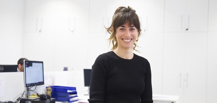 La doctora Andrea Corrales presentó dos trabajos en el XVI Congreso de Psicología del Deporte, celebrado en Zaragoza