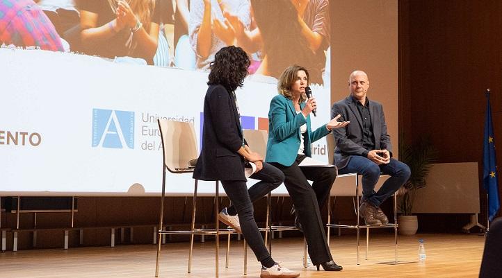 Ray Cazorla y Beto Levy redefinieron el concepto de fracaso en la Jornada del Emprendedor, organizada por la Cátedra de Emprendimiento
