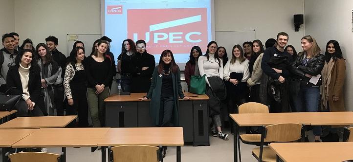 Dos doctoras de UNEATLANTICO impartieron cursos en las prestigiosas universidades francesas de París-Est-Créteil y Lorraine