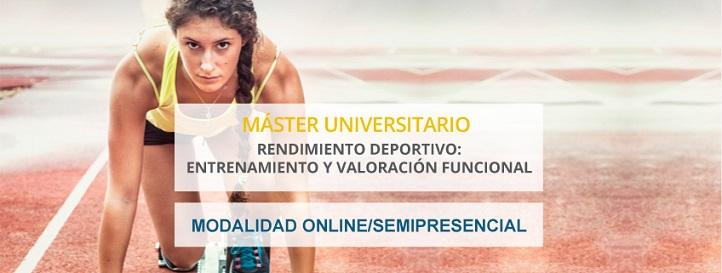La ANECA acredita oficialmente el máster en Rendimiento Deportivo de UNEATLANTICO, que puede cursarse online o en formato semipresencial