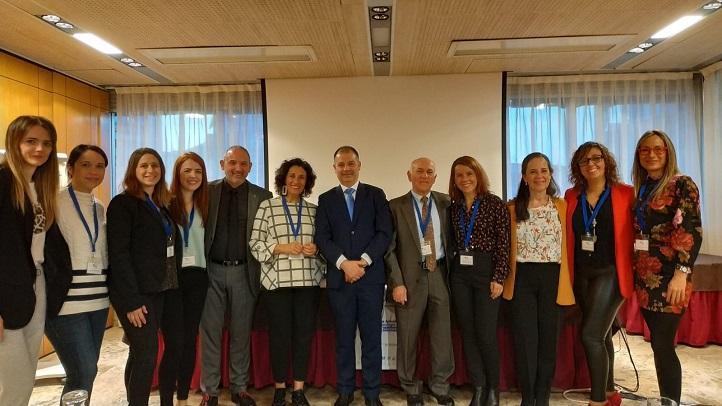 El rector entregó los diplomas acreditativos de la segunda promoción del máster en Sexología Médica de UNEATLANTICO