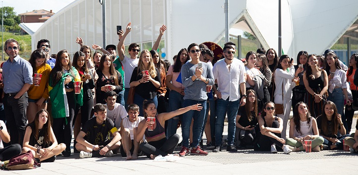 Galería de fotos correspondiente al día de la Universidad, celebrado el pasado día 8 de mayo