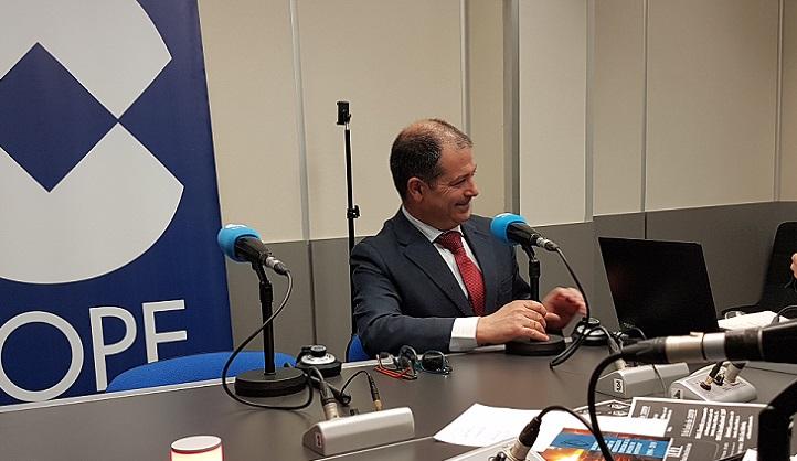 El rector Rubén Calderón repasó algunos asuntos de actualidad sobre UNEATLANTICO en el programa La Mañana de COPE