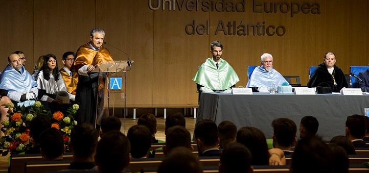 UNEATLANTICO celebra el viernes y sábado la graduación de su segunda promoción, con casi trescientos alumnos de veinte países