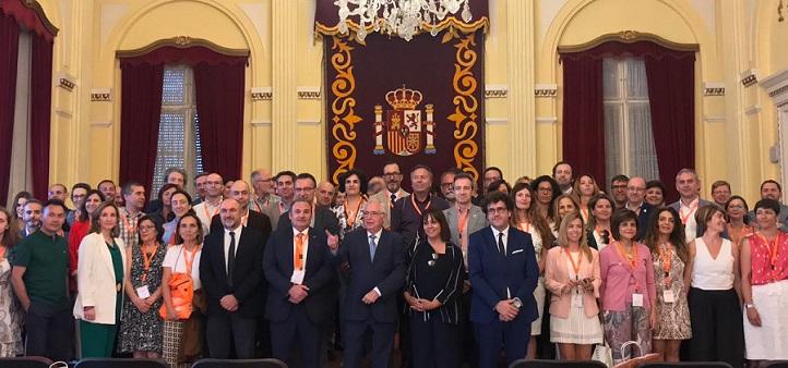 La vicerrectora Silvia Aparicio representó a UNEATLANTICO en la Conferencia de Decanos de Economía y Empresa, en Melilla