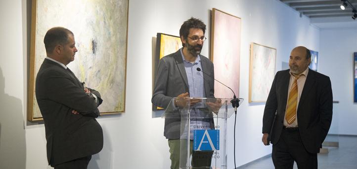 Inaugurada la exposición retrospectiva del pintor Jaume Muxart, con más de un centenar de obras plenas de impacto y colorido