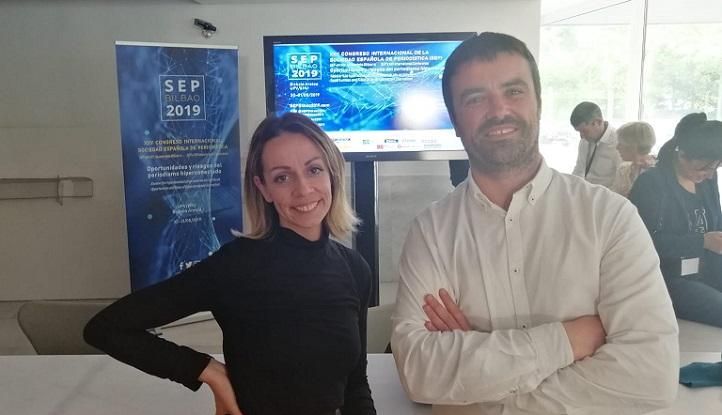 Dos doctores de UNEATLANTICO presentaron una ponencia en el Congreso de la Sociedad Española de Periodística celebrado en Bilbao