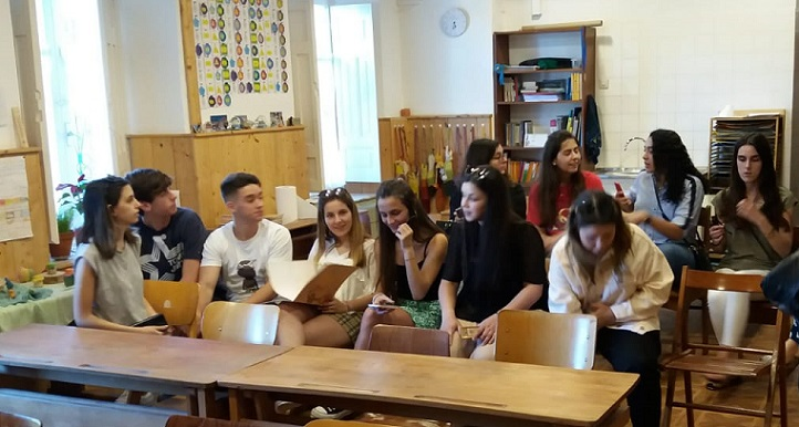 Estudiantes de Educación Primaria Bilingüe visitaron los innovadores colegios Waldorf y Vizcaya, para conocer su metodología