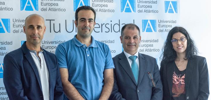 UNEATLANTICO firma un convenio de colaboración con la asociación Slow Food Cantabria