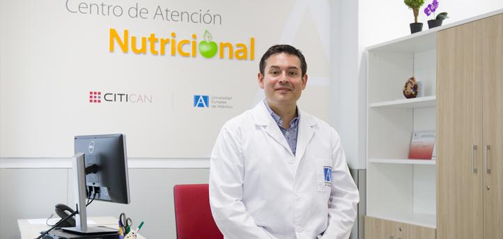 El director de grado Iñaki Elío, elegido vocal del Colegio Profesional de Dietistas-Nutricionistas de Cantabria
