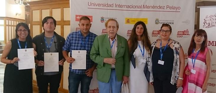 Vicerrectora de UNEATLANTICO interviene en un curso sobre Magallanes-Elcano en la UIMP