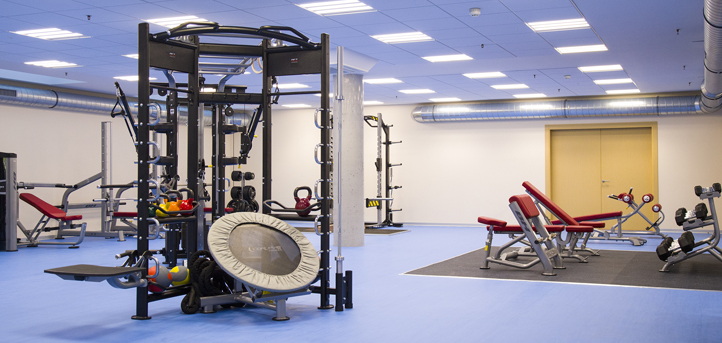 La Residencia UNEATLANTICO inaugura el lunes sus instalaciones deportivas