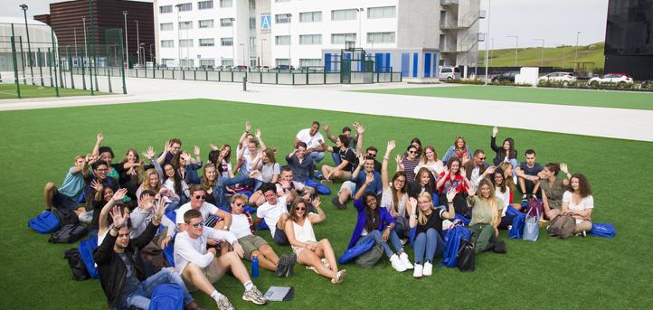 UNEATLANTICO recibe a los estudiantes Erasmus
