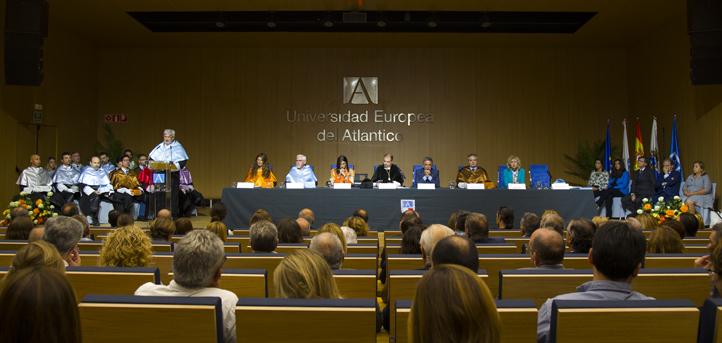 UNEATLANTICO celebra mañana el acto de apertura del curso académico 2019-2020