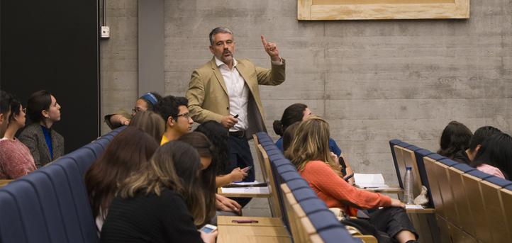 """Guillermo Sánchez: """"Ser en un buen orador es una cuestión de actitud"""""""