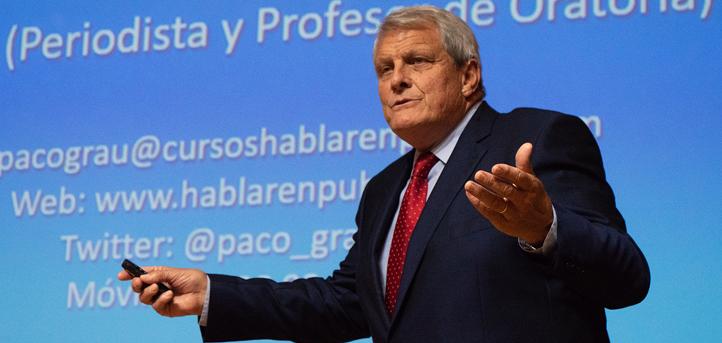 """Paco Grau: """"A los españoles nos cuesta bajarnos del burro y reconocer que la persona que tenemos en frente tiene razón"""""""