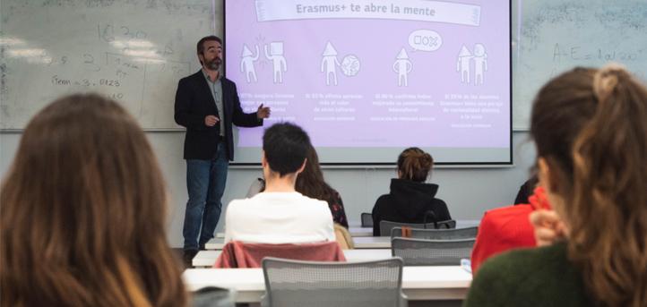 UNEATLANTICO abre mañana la convocatoria Erasmus+ correspondiente al curso 2020-2021