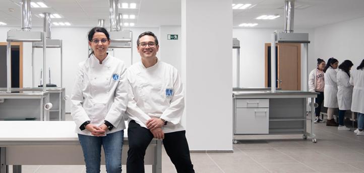 UNEATLANTICO estrena laboratorio de técnicas culinarias y gastronomía