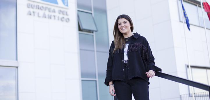 La alumna Ana Villalba recibe mañana el III Premio Enrique Campos Pedraja en reconocimiento a su expediente académico