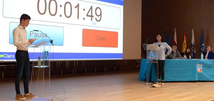 Arranca mañana la II Liga de Debate Preuniversitaria con colegios e institutos de Cantabria