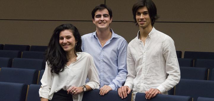 Un equipo del Colegio Castroverde, ganador de la II Liga Preuniversitaria de UNEATLANTICO