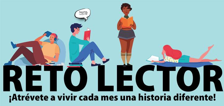 El Servicio de Biblioteca de UNEATLANTICO propone un reto lector: 12 meses, 12 libros