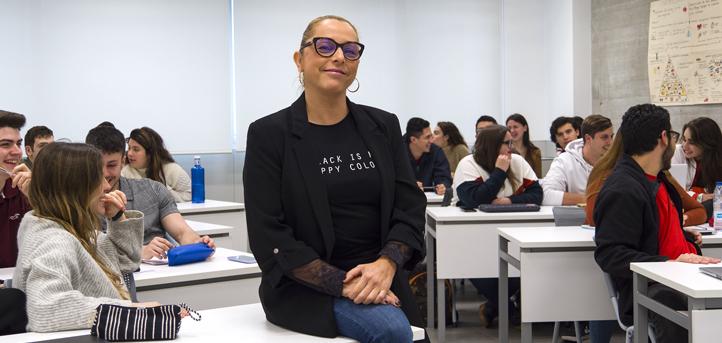 Éxito de participación en el taller sobre inteligencia emocional de la coach Carolina Solano