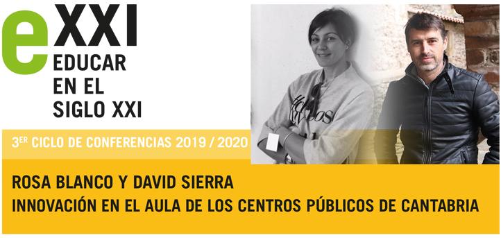 Los profesores David Sierra y Rosa Blanco hablarán mañana en UNEATLANTICO de metodologías activas de educación