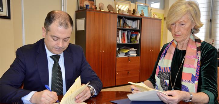 UNEATLANTICO y el Gobierno de Cantabria suscriben un convenio para prácticas educativas