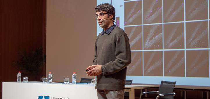 El doctor en neurociencia Jorge Valero protagoniza los actos organizados en UNEATLANTICO para celebrar el Día de la Psicología