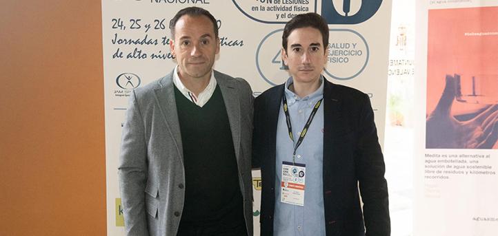 Álvaro Velarde, miembro del comité científico del Congreso Internacional sobre Prevención y Readaptación de Lesiones