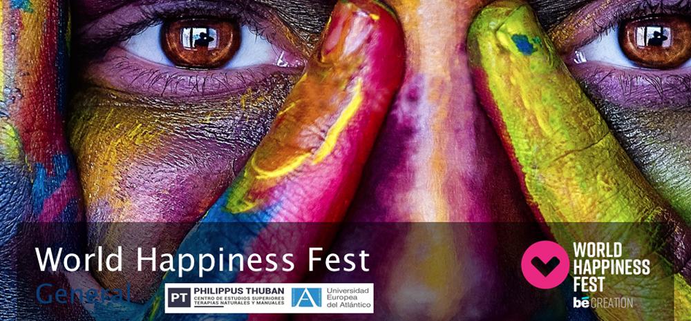 World Happiness Fest: el evento on line sobre felicidad y bienestar más grande del mundo que no podrás perderte