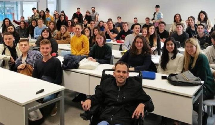 Cristian Suárez presentó Dependientes Independientes, un inspirador proyecto de emprendimiento social
