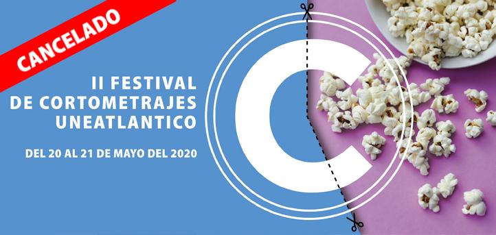 Suspensión del II Festival de Cortometrajes UNEATLANTICO