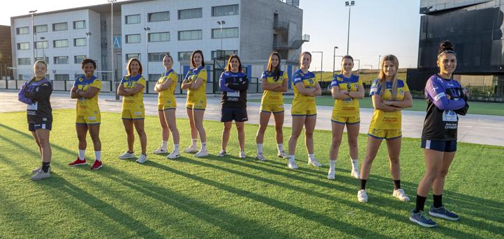 El club de balonmano Atlántico Pereda logra su objetivo y asciende a la División de Honor femenina