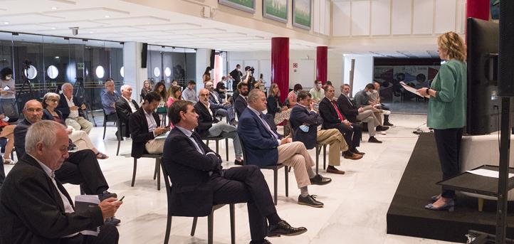 El rector Rubén Calderón representó a UNEATLANTICO en la presentación del pacto por la Ciencia de Cantabria