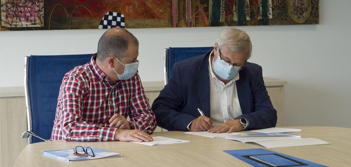 La Universidad y UNEATLANTICO Pereda renuevan su acuerdo para colaborar  en una temporada histórica en división de honor